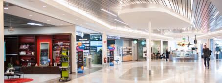 Större utbud i SkyBridge på Stockholm Arlanda Airport, Airport City Stockholm