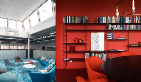Ligger Sveriges snyggaste kontor i Malmö?