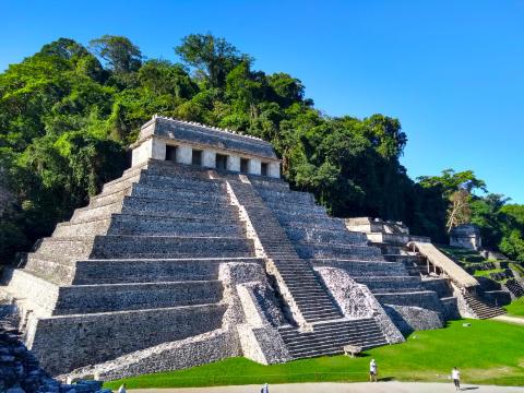 Mexiko, foto Ivo Parolin Scandorama