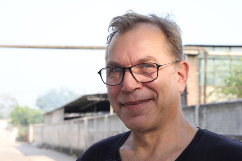 Marc Solterbeck in Pakistan