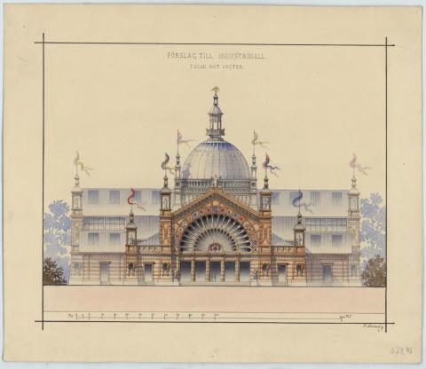 Stockholmsutställningen 1897 – magasinsvisning