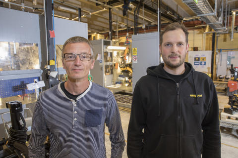 Quality Manager at Engcon Group and Test Manager at Engcons factory in Strömsund