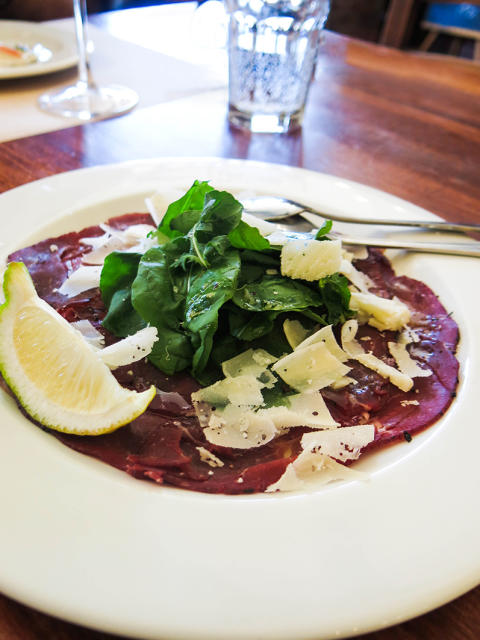 Nordic Sea Winery_Carpaccio i showroom