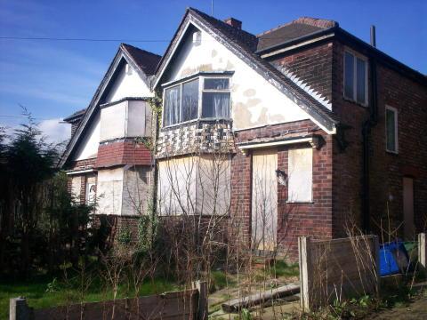 Action taken on eyesore properties in Prestwich
