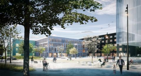 Norconsult engasjert for komplett teknisk prosjektering av LHL-sykehuset på Gardermoen