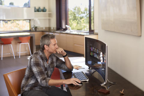 HP ENVY Curved All-in-One har blitt anerkjent med CES 2016 Innovations Award