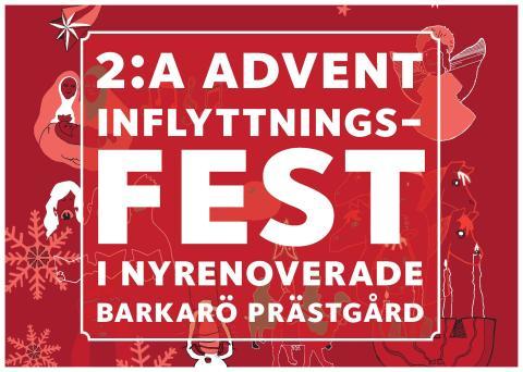 """Invigning av Barkarös """"nya"""" samlingsplats"""