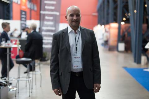 Johan Persson, platschef Andersson & Tillman - Chark-SM 2016