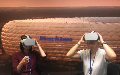 Allianz hosts employee events for International Stress Awareness Week