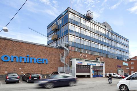 Kulturskatt visas upp i 1950-talets high tech building i Stockholm