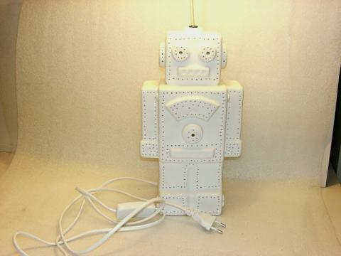 Farlig robotlampa återkallas