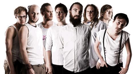 Kultiration ger konsert på Moriskans Vinterfest den 5 december