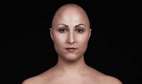 """Lilian Botvalde - """"Det var på håret - om att tycka om sig själv"""""""