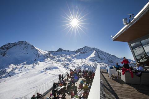 Skidparadiset Andorra - ny destination från Skellefteå