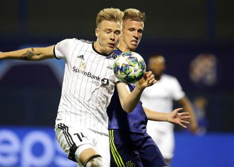 Sterke tall på Viasat 4 tross Rosenborg-tap