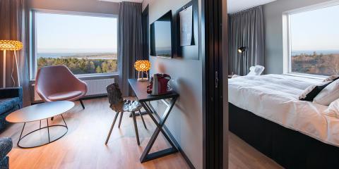 Sveriges första Yogobehotell