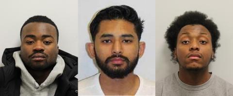 Trio found guilty of murdering man in Barking