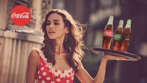 Uusi kansainvälinen kampanja seitsemään vuoteen yhdistää Coca-Colan, Coca-Cola Zeron ja Coca-Cola lightin mainonnan