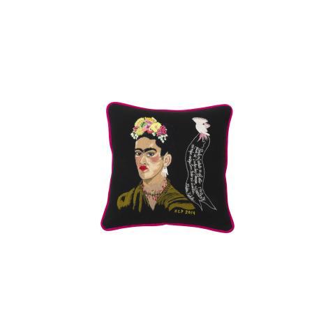 portr tt av frida kahlo konsthantverkscentrum. Black Bedroom Furniture Sets. Home Design Ideas