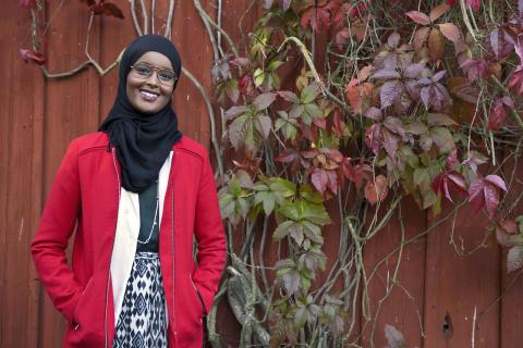 Suad Ali, Årets alumn