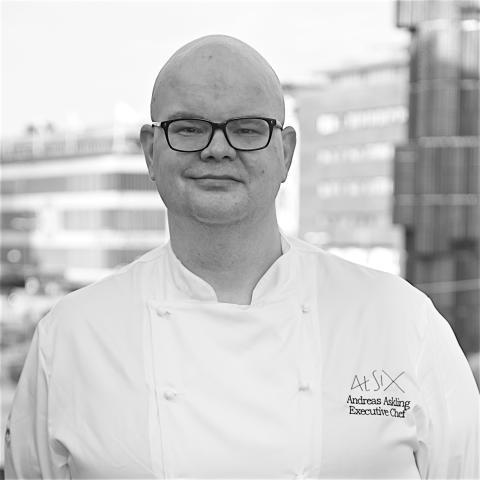 At Six: Andreas Askling, Executive Chef