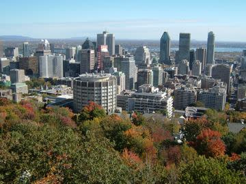 how to walk around mount royal