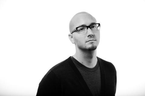 Amerikanske författaren Ryan Gattis till Internationell författarscen