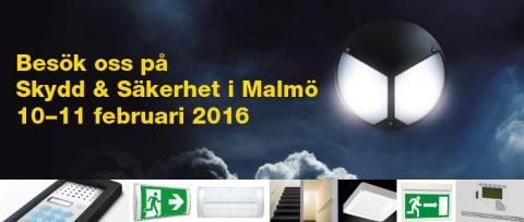 Belysningsnyheter från Malux