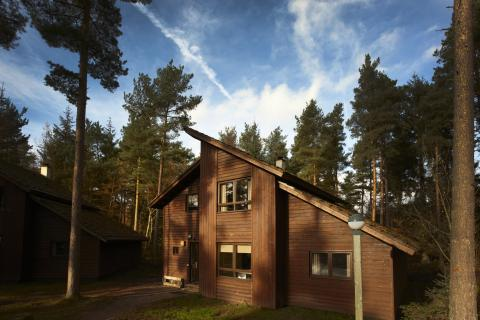 Executive Lodge - Whinfell Forest