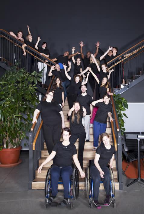 Melody Maker - en dansföreställning om att våga följa sina drömmar
