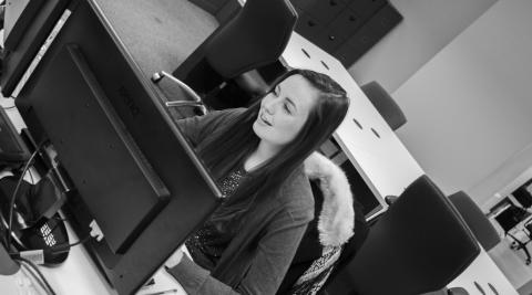 Question of the Day: Kerry-Louise Breen, 19, Accounting, Stratford branch.