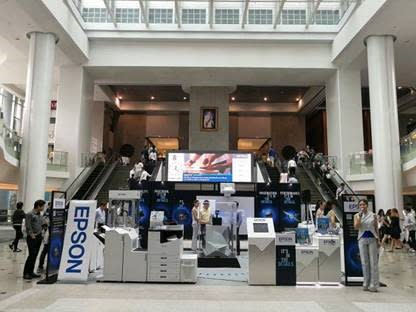 "Epson "" It's in the details "" Nationwide Roadshow"