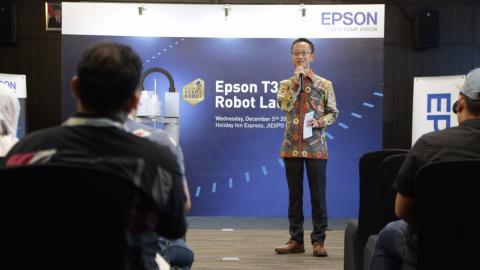 Epson Luncurkan Robot T3, Robot dengan Segala Kemudahaannya