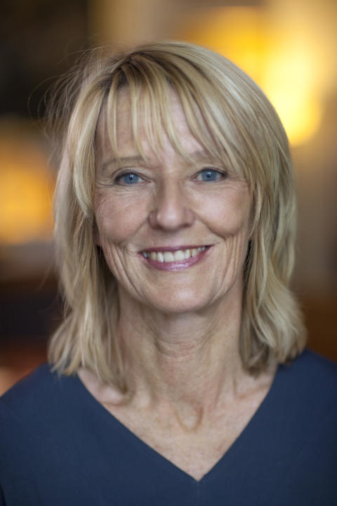 Lena Laurén, SVT,  nominerad till Årets Berättare
