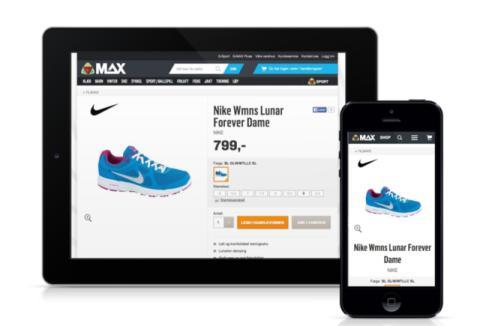 Ateles lanserar ny e-handel till norska Gresvig på rekordtid