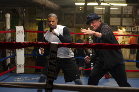 ​Sylvester Stallone Golden Globe-vinnare för CREED – THE LEGACY OF ROCKY