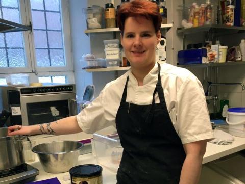 Restaurang Stadshuskällaren rekryterar Pia Cedvall som konditor