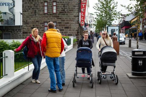 Nordisk välfärdsvakt vakar över utsatta vid kris