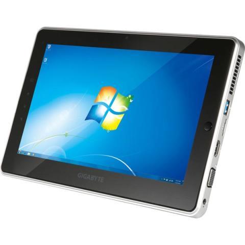Windows 7-surfplattor från GIGABYTE