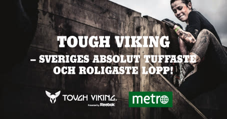 Metro utmanar läsare i Tough Viking