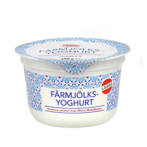 Fårmjölksyoghurt från Grekland, 200g