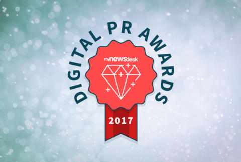 Power Circle vinner Digital PR Awards