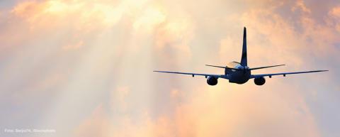 Efterfrågan på flygresor fortsatte att öka 2017