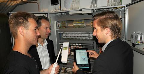 Teknisk utrustning i sju fastigheter kopplas upp