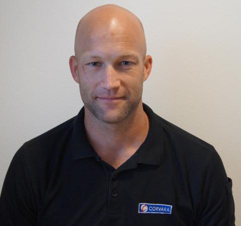 Thomas Jonsson, ny affärsutvecklingschef för Corvara skadeservice