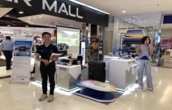 Epson in Power Mall Expo