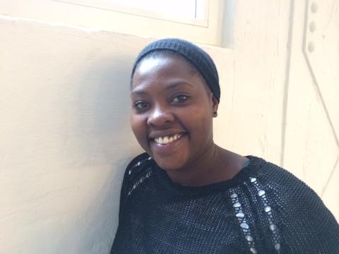 Diana Kambugu, kulturentreprenör som driver företaget Guid2Give