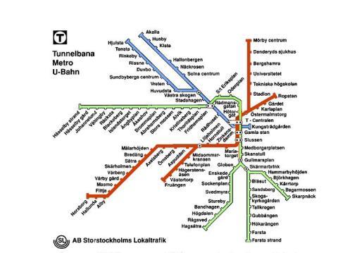 Hur kan vi sudda ut tunnelbane-identiteterna och hitta vår gemensamma Bruce Lee?