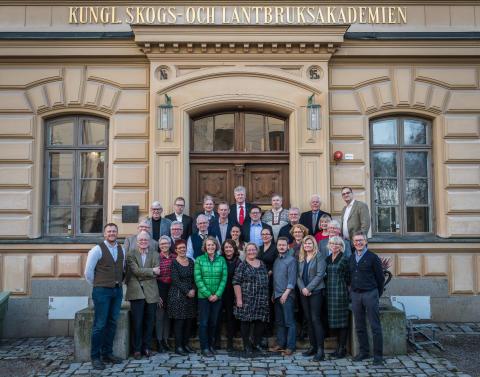 Akademimöte 23 november 2016 på KSLA