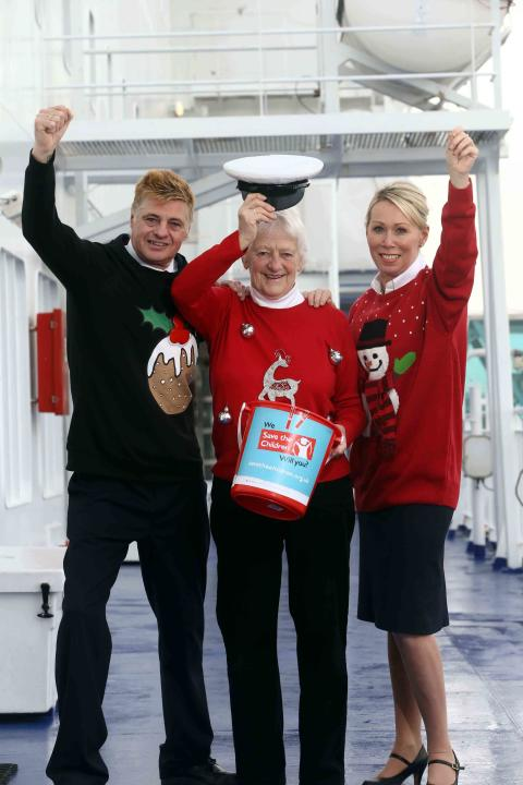 Wear your festive jumper and help raise cash